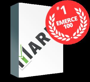 Door Emerce uitgeroepen tot nummer 1 Email Marketing Software